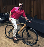Renovo bike winner